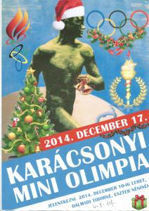 karácsonyi mini olimpia